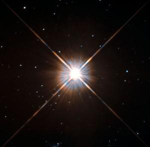 Güneşe en yakın yıldız