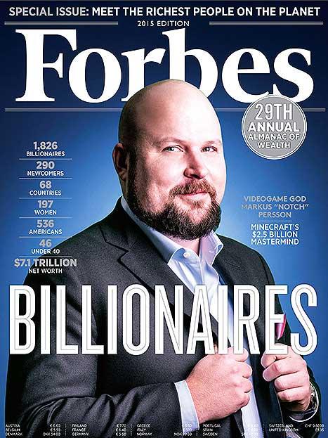 Dünyanın en zenginleri