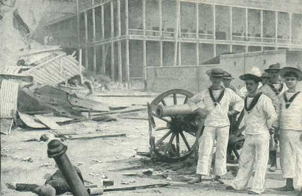 1896 İngiliz - Zanzibar Savaşı
